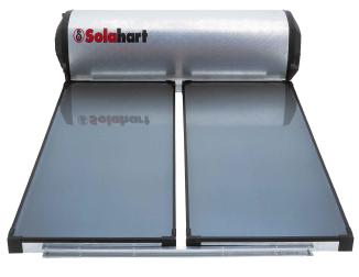 Chauffe-eau solaire à circuit fermé Serie J Solahart