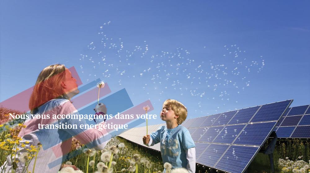 Accompagnement à la transition énergétique