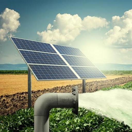 Pompage solaire avec panneau photovoltaique