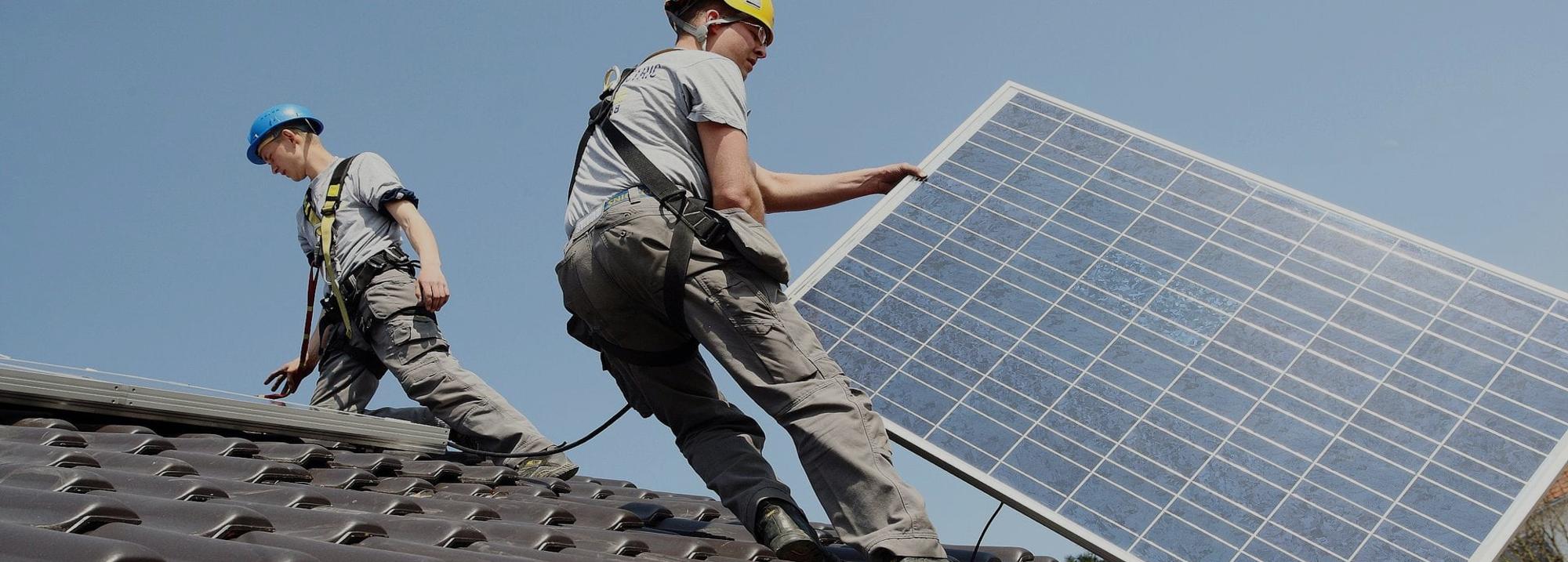Panneau photovoltaiques